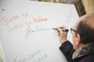 Limpiezas Castor. Violencia-de-genero_2016-145-300x200 CASTOR CONTRA LA VIOLENCIA DE GÉNERO