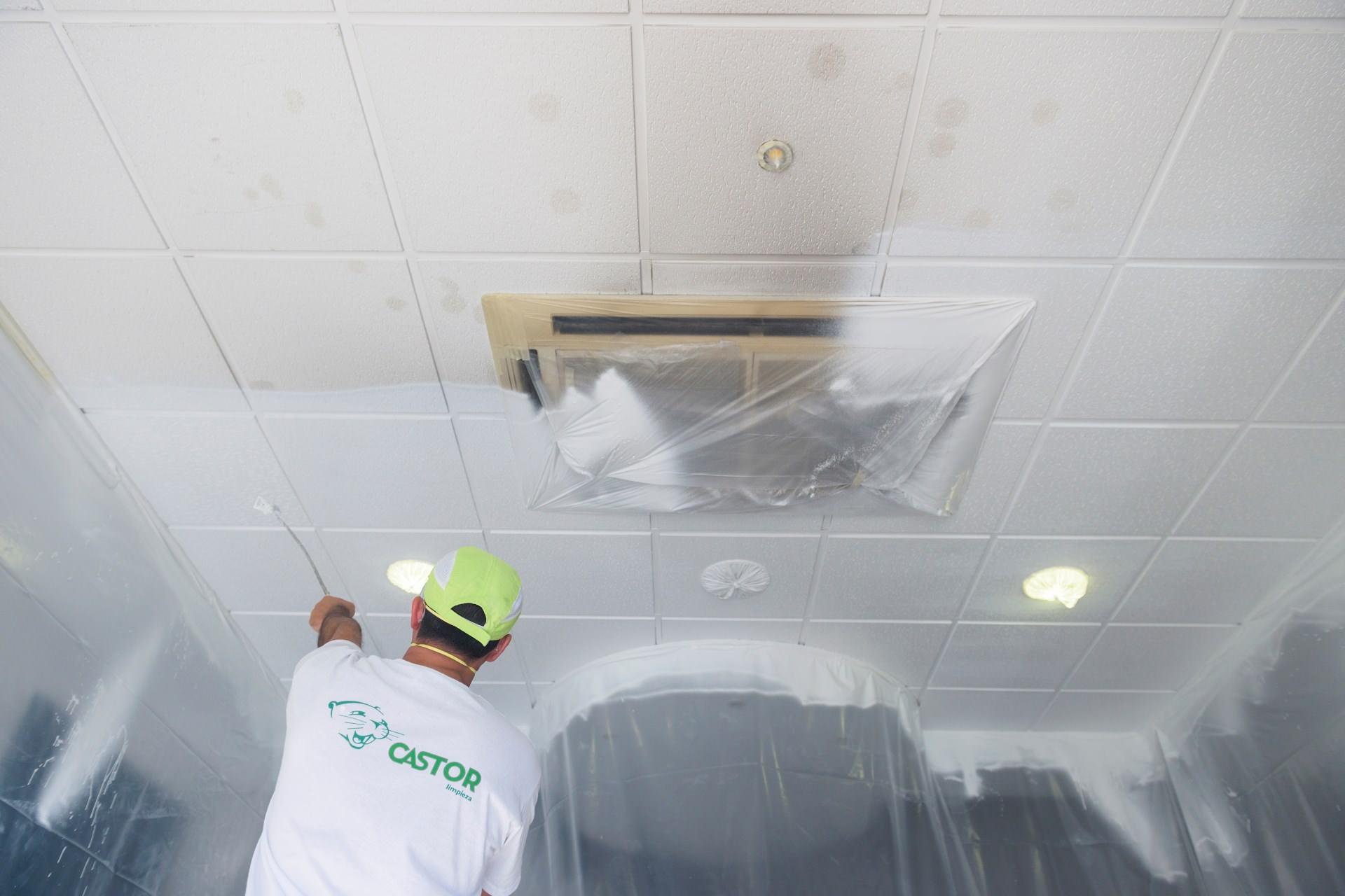 Limpiezas Castor. techos-header Techos