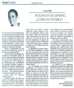 Limpiezas Castor. Cris-Granada-Económica-2-255x300 Artículo de opinión