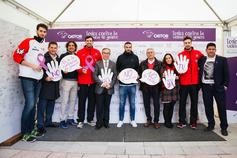 Limpiezas Castor. violencia2016-1 Empresa de Limpieza Granada. Limpiezas Castor