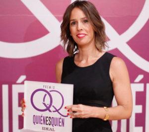 """Limpiezas Castor. premios-18-kU2D-1351x900@Ideal-2-e1531304537551-300x266 Premios Ideal """"Quien es Quien en femenino"""""""