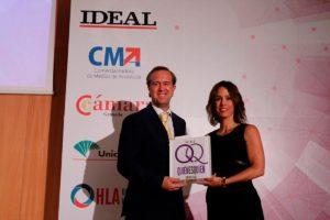 """Limpiezas Castor. premios-43-kU2D-1350x900@Ideal-1-300x200 Premios Ideal """"Quien es Quien en femenino"""""""