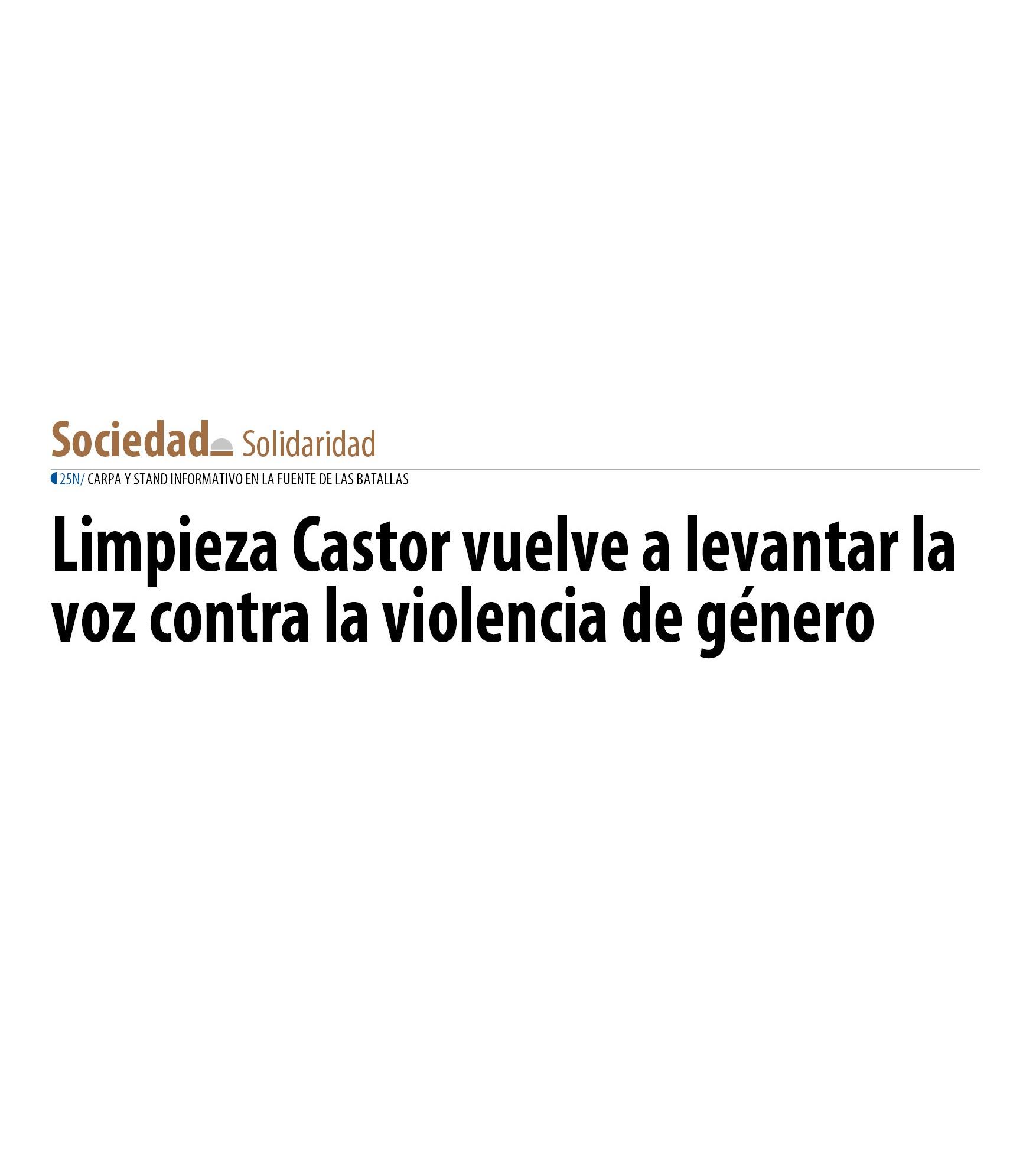 Limpiezas Castor. Castor_Granada_Economica_Violencia_genero2-1 Empresa de Limpieza Granada. Limpiezas Castor