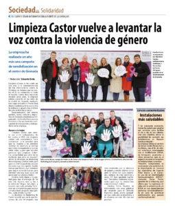 Limpiezas Castor. Castor_Granada_Economica_Violencia_genero-255x300 Limpieza Castor vuelve a levantar la voz contra la violencia de género