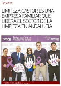 Limpiezas Castor. Castor_Noticia_Ideal-214x300 Día Internacional de Empresas Familiares