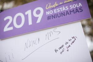 Limpiezas Castor. 25N-042-300x200 Violencia de Género 2019
