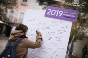Limpiezas Castor. 25N-072-300x200 Violencia de Género 2019