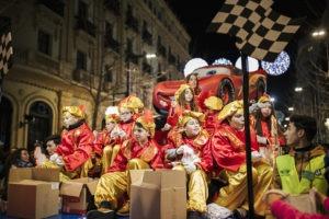 Limpiezas Castor. Cabalgata-004-300x200 Cabalgata de Reyes Magos 2020
