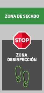 Limpiezas Castor. Castor-Alfombra-desinfectante-01-01-142x300 Desinfección tiendas, negocios y locales comerciales