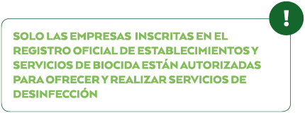Limpiezas Castor. desinfecciones-granada Desinfección tiendas, negocios y locales comerciales Granada