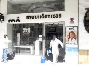 Limpiezas Castor. 2020_05_19_Post4-300x225 Desinfección tiendas Multiópticas