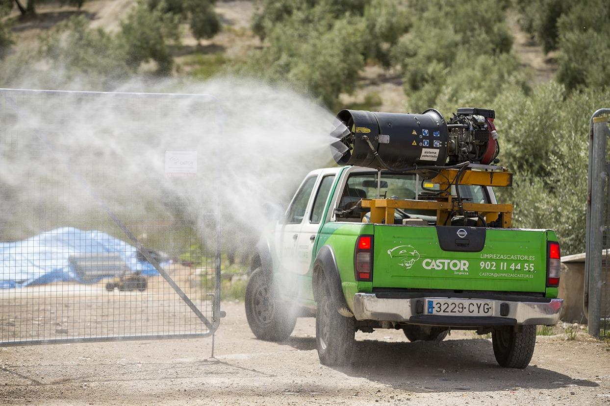 Limpiezas Castor. 2020_05_20_Post-04 Empresa de Limpieza Granada. Limpiezas Castor