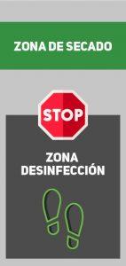 Limpiezas Castor. alfombras-desinfectantes-granada-142x300 Desinfección tiendas, negocios y locales comerciales Granada