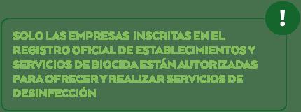 Limpiezas Castor. desinfecciones-sevilla Desinfección ozono Sevilla