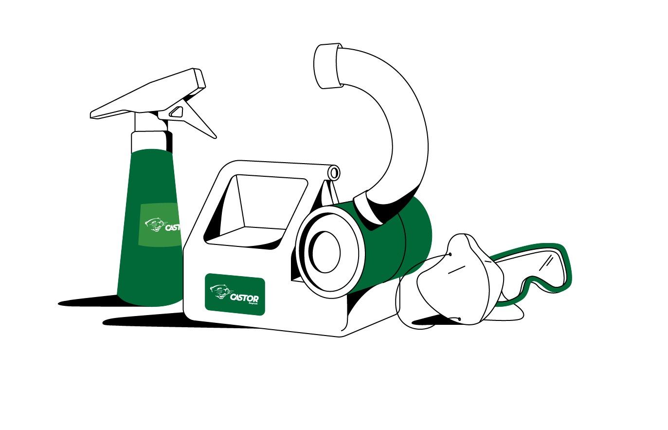 Limpiezas Castor. desinfeccion-desinfectar-locales-comerciales Desinfección tiendas, negocios y locales comerciales